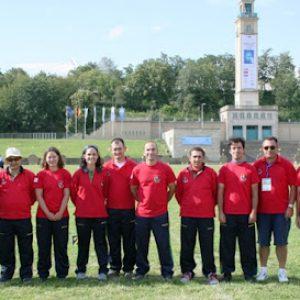 2007, Leipzig – Campeonato do Mundo