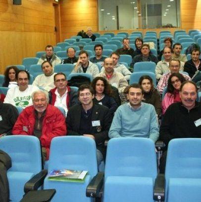 2008 – Curso Internacional de Treinadores da EMAU