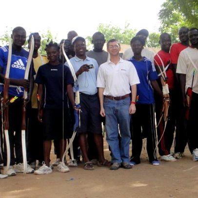 2012, Chade – Curso de Treinadores WA