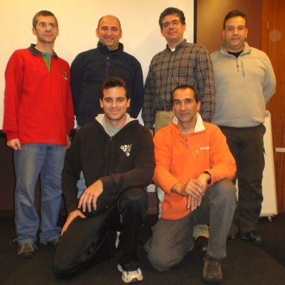 2012, Portugal – Curso de Treinadores de nível 1, FPTA